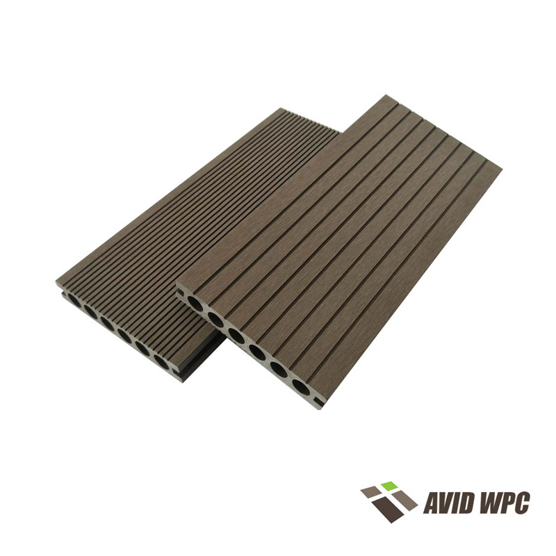Hohle Decking Board: WPC-Hohlplatine